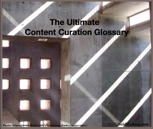 Ultimate-Content-Curation-Glossary